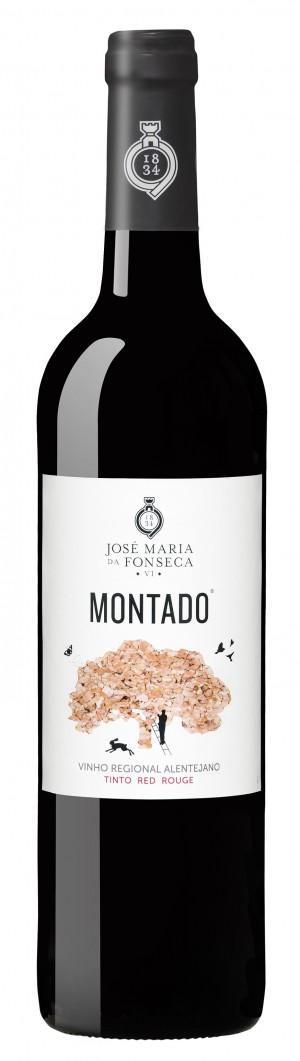 Portugalské červené víno Montado Tinto na eshopu vína z Portugalska