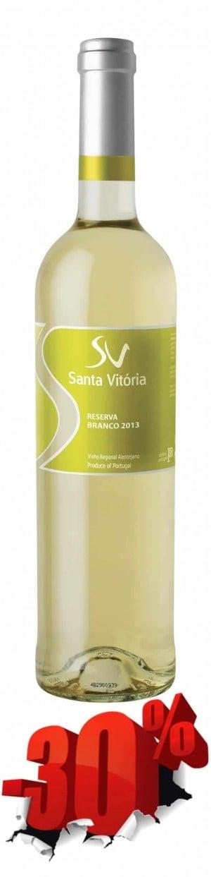 Portugalské víno Santa Vitória Branco 2014 na eshopu vín z Portugalska