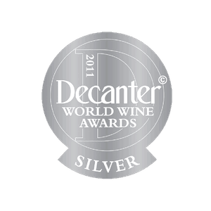 Decanter Wine Awards 2011 – Silver