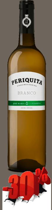 Portugalské víno Periquita Branco 2014 na eshopu vín z Portugalska