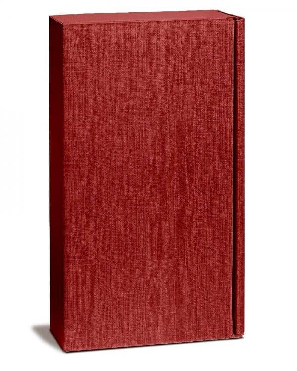 Portugalské víno Zesílená červená krabice na 2 láhve na eshopu vín z Portugalska