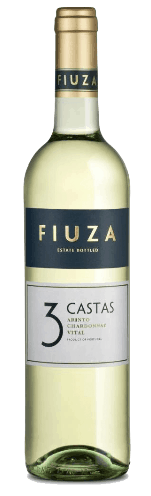 Portugalské víno Fiuza 3 Castas White na eshopu vín z Portugalska