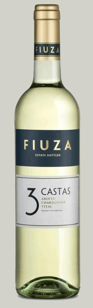 FIUZA 3 CASTAS WHITE