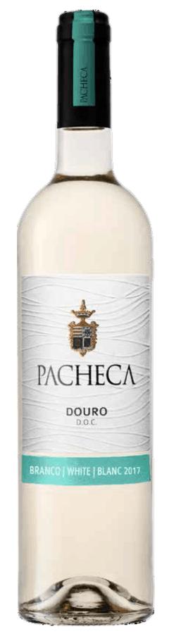Portugalské víno Pacheca Branco Douro D.O.C. na eshopu vín z Portugalska