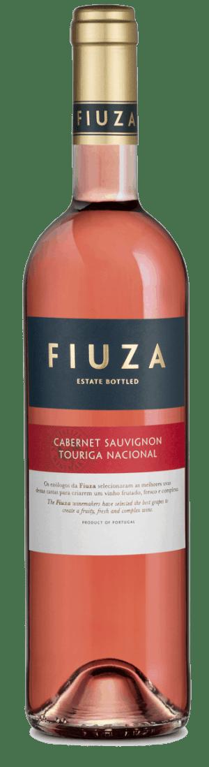Portugalské víno Fiuza Rosé na eshopu vín z Portugalska