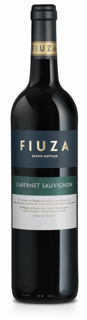 Portugalské víno Fiuza Cabernet Sauvignon na eshopu vín z Portugalska