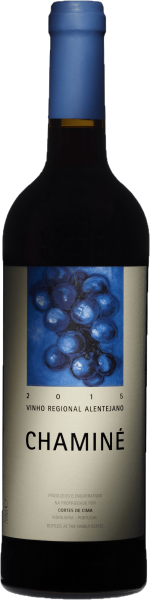Portugalské červené víno Cortes de Cima Chaminé Tinto na eshopu vína z Portugalska