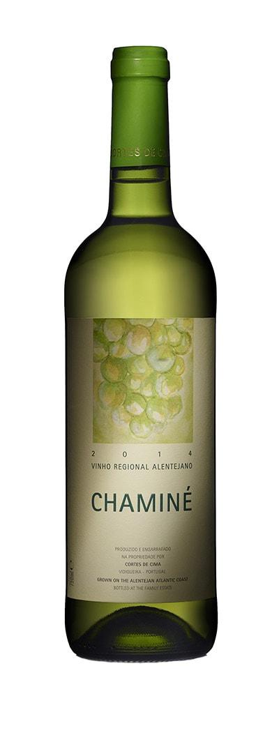 Portugalské víno Cortes de Cima Chaminé Branco na eshopu vín z Portugalska