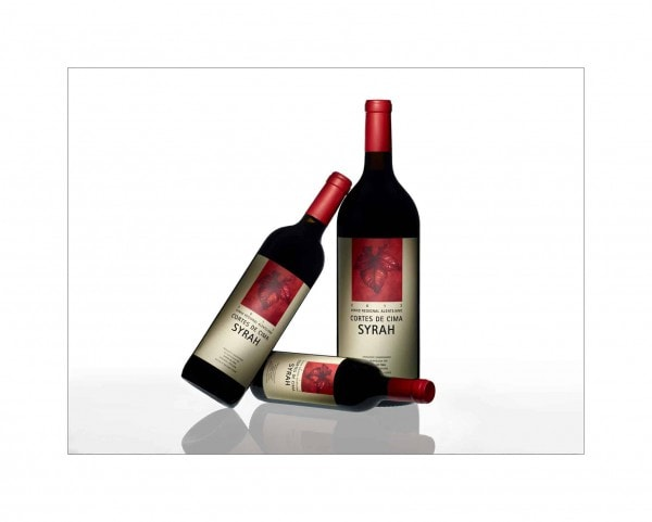 Portugalské červené víno Cortes de Cima Syrah na eshopu vín z Portugalska