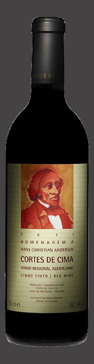 Portugalské víno Cortes de Cima Homenagem a Hans Christian Andersen na eshopu vín z Portugalska