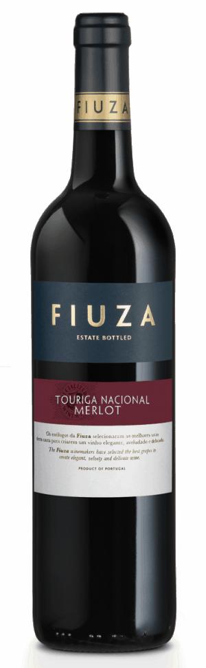 Portugalské víno Fiuza Touriga Nacional & Merlot na eshopu vín z Portugalska