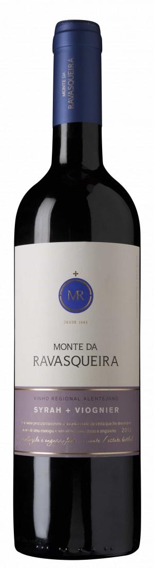 Portugalské víno Monte da Ravasqueira Syrah + Viognier na eshopu vín z Portugalska