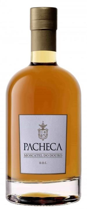 Portugalské víno Pacheca Moscatel na eshopu vín z Portugalska