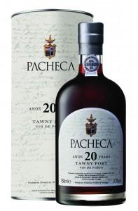 PACHECA PORT TAWNY 20 YEARS