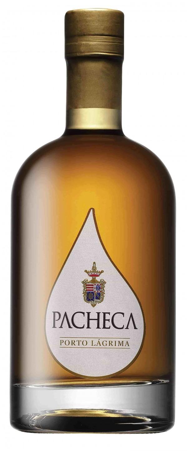 Portugalské víno Pacheca Lágrima Port na eshopu vín z Portugalska