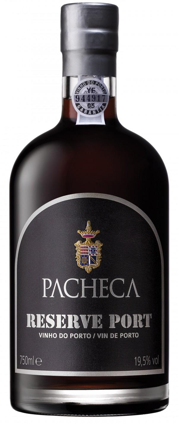 Portské víno Quinta da Pacheca Reserve Porto na eshopu vín z Portugalska