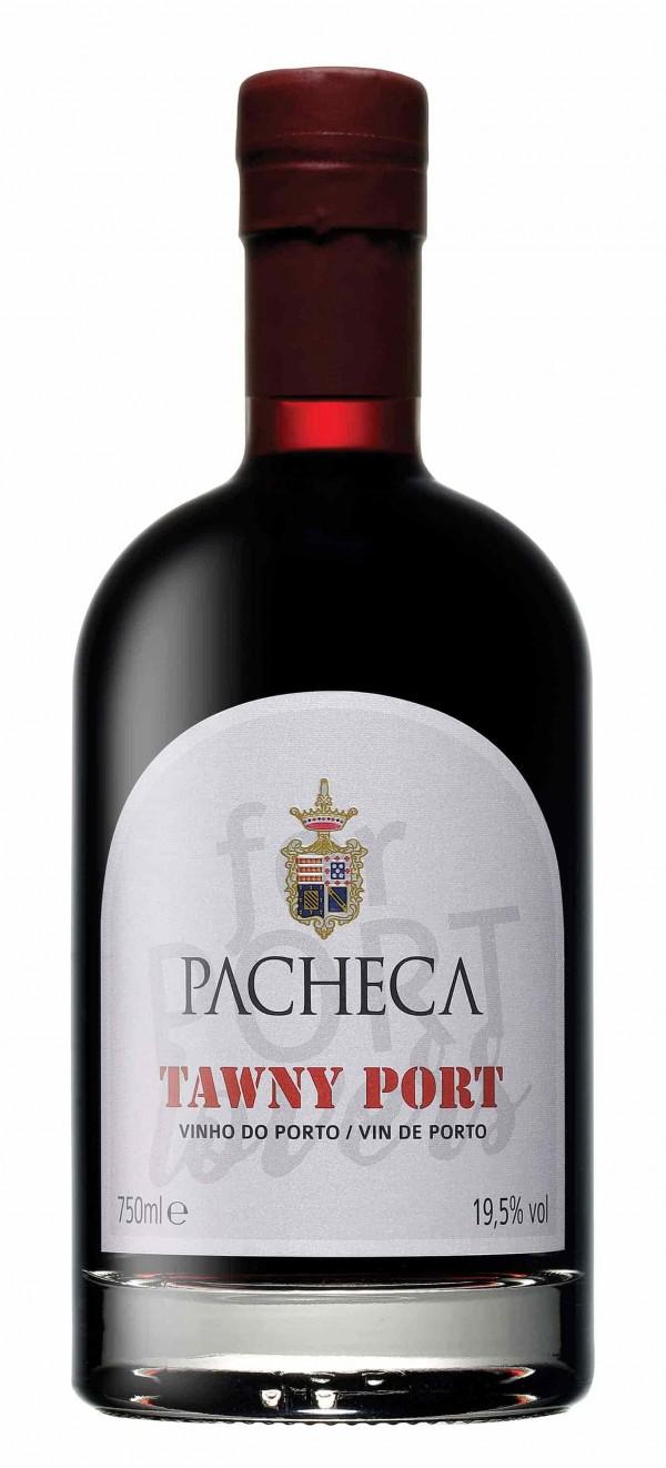 Portugalské víno Pacheca Tawny Port na eshopu vín z Portugalska