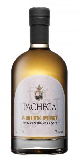 Portugalské víno Pacheca White Port na eshopu vín z Portugalska