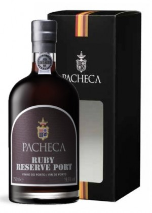 Portské víno Quinta da Pacheca Ruby Reserve Porto na eshopu vína z Portugalska