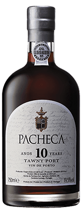 Pacheca Port 10 Years Tawny