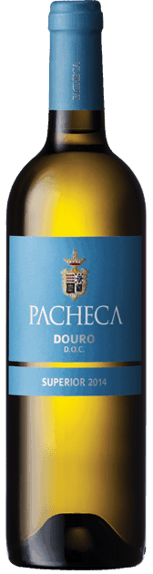 Portugalské víno Pacheca Superior White 2014 na eshopu vín z Portugalskae 2016 na eshopu vín z Portugalska
