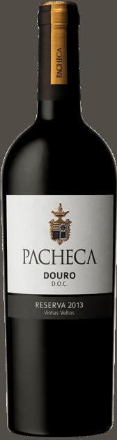 Portugalské víno Pacheca Reserva Vinhas Velhas Tinto na eshopu vín z Portugalska