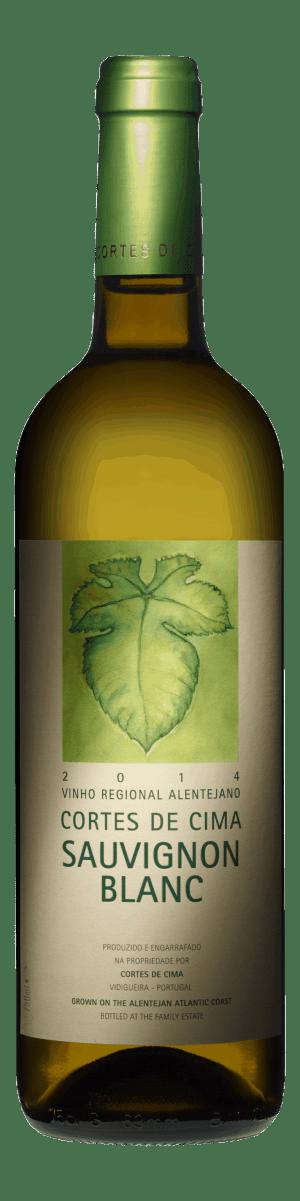 Portugalské víno Cortes de Cima Sauvignon Blanc na eshopu vín z Portugalska