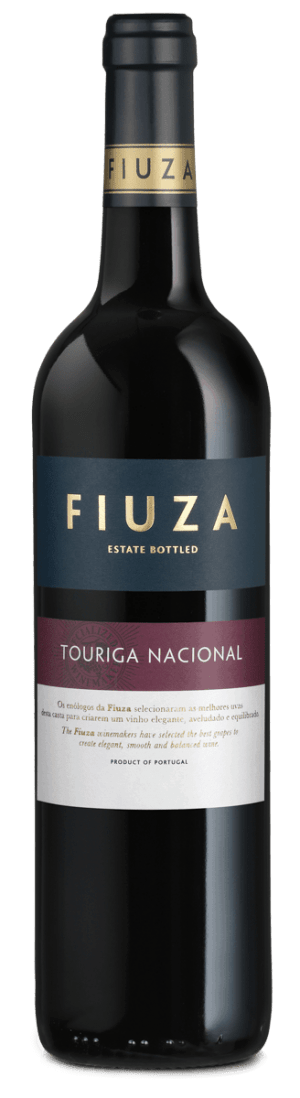 Portugalské víno Fiuza Touriga Nacional na eshopu vín z Portugalska