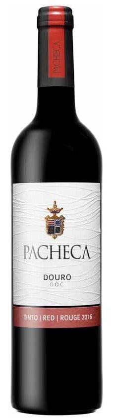 Portugalské víno Pacheca Tinto Douro D.O.C. na eshopu vín z Portugalska