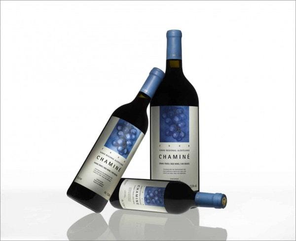 Portugalské červené víno Cortes de Cima Chamine Tinto na eshopu vín z Portugalska