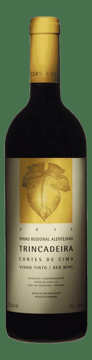 Portugalské víno Cortes de Cima Trincadeira na eshopu vín z Portugalska