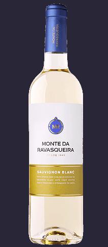 Portugalské víno Monte da Ravasqueira Sauvignon Blanc na eshopu vín z Portugalska