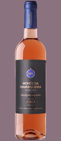 Portugalské víno Monte da Ravasqueira Selection of the Year Rosé na eshopu vín z Portugalska