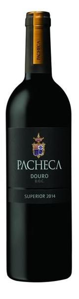 Portugalské víno Pacheca Superior Tinto Douro D.O.C. na eshopu vín z Portugalska
