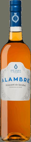 Portugalské víno Alambre Moscatel de Setúbal 2010 na eshopu vín z Portugalska