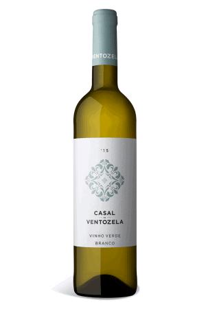 Portugalské víno Ventozela Branco na eshopu vín z Portugalska