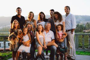 Casal de Ventozela Family