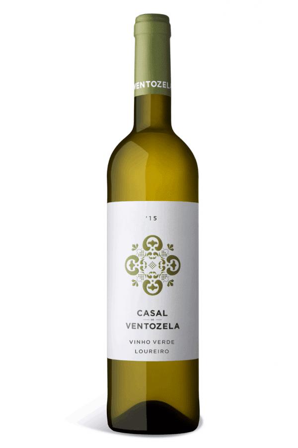 Portugalské víno Loureiro 2015 na eshopu vín z Portugalska