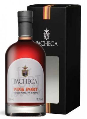 Portské víno Quinta da Pacheca Pink Port na eshopu vína z Portugalska