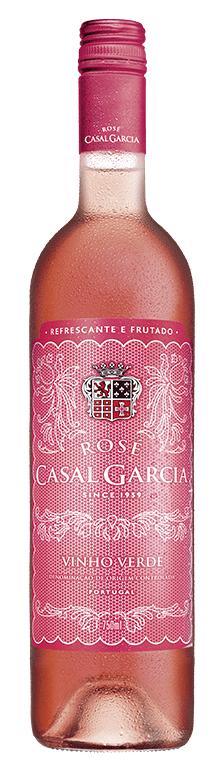 Portugalské víno Casal Garcia Vinho Verde Rosé na eshopu vín z Portugalska