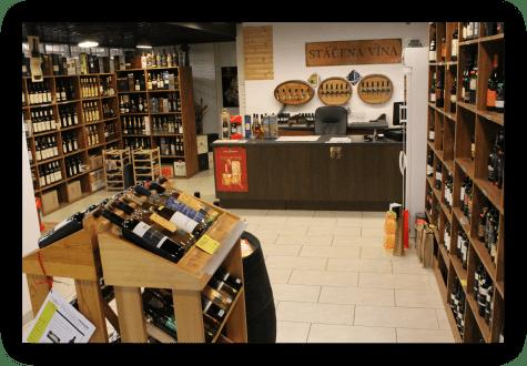 BOHEMIA WINE, Praha – Hlavní Nádraží