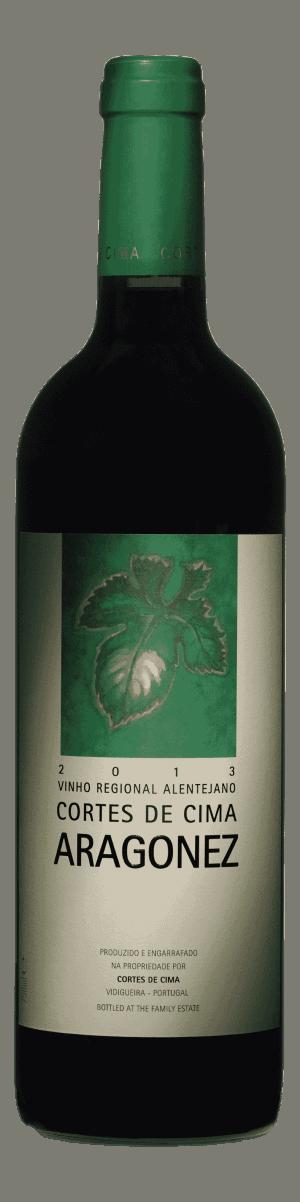 Portugalské víno Cortes de Cima Aragonez na eshopu vín z Portugalska