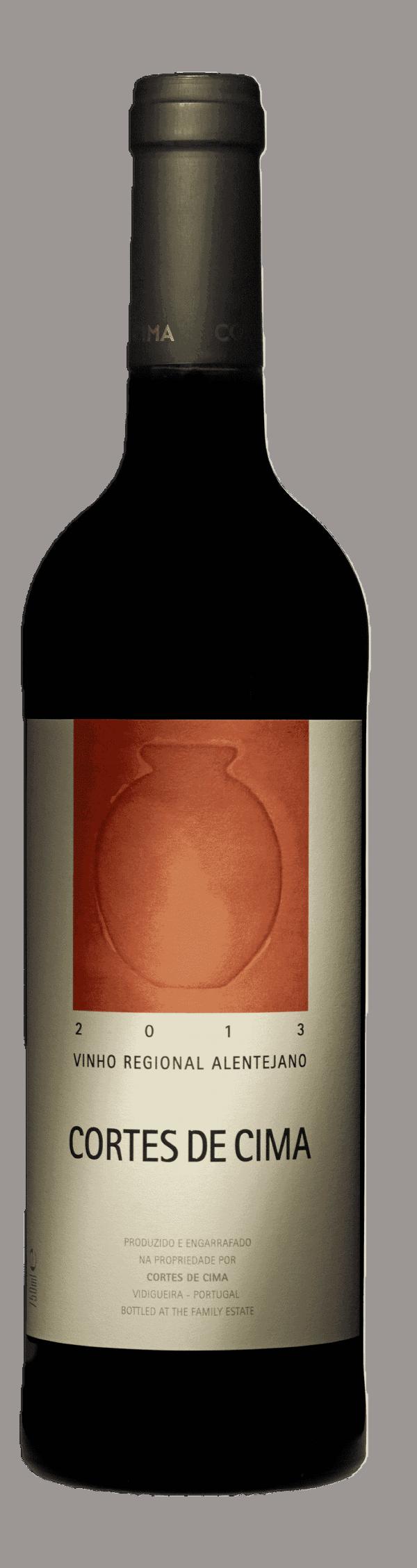 Portugalské víno Cortes de Cima Tinto na eshopu vín z Portugalska