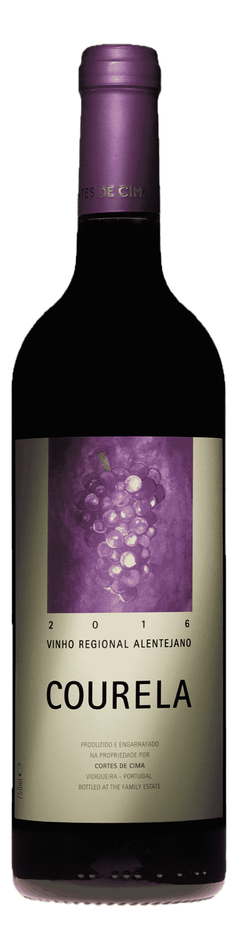 Portugalské víno Cortes de Cima Courela na eshopu vín z Portugalska