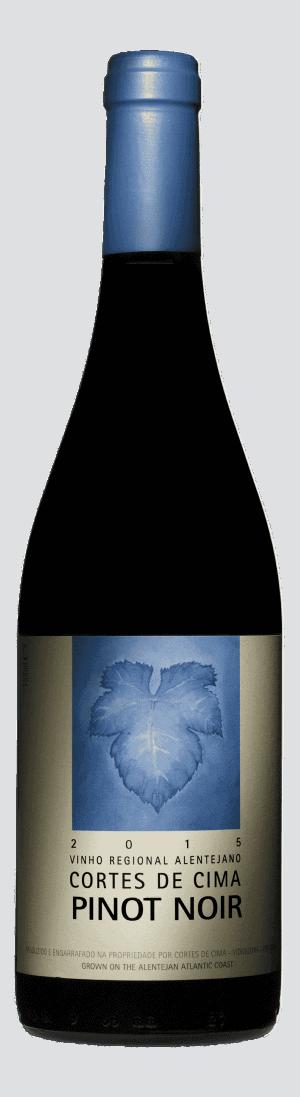 Portugalské víno Cortes de Cima Pinot Noir na eshopu vín z Portugalska
