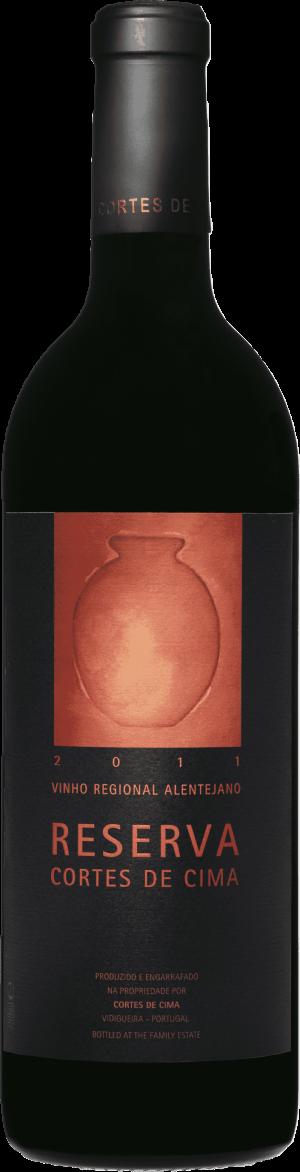 Portugalské víno Cortes de Cima Reserva na eshopu vín z Portugalska
