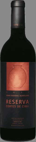 Portugalské červené víno Cortes de Cima Reserva na eshopu vína z Portugalska