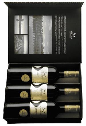 Portugalské víno Dárková Sada Santa Vitória Grande Reserva na eshopu vín z Portugalska