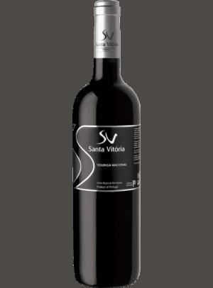 Portugalské víno Santa Vitória Touriga Nacional na eshopu vín z Portugalska
