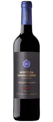 Portugalské víno Monte da Ravasqueira Selection of the Year Red na eshopu vín z Portugalska